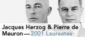 Jacques Herzog and Pierre de Meuron