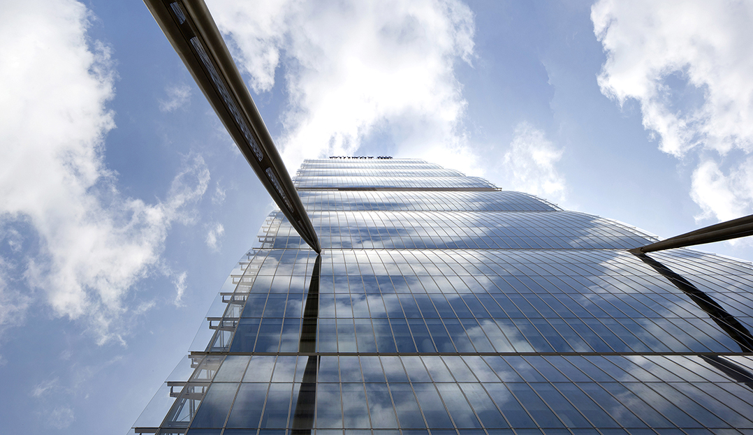 Allianz Tower photo courtesy of Alessandra Chemollo