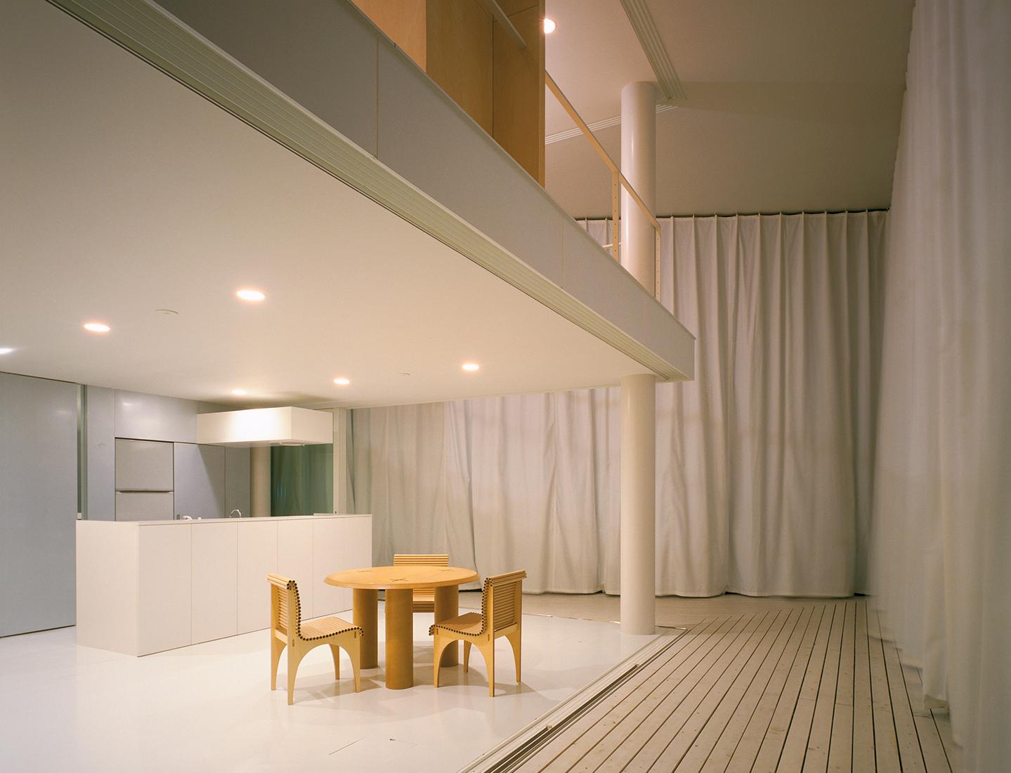 Curtain Wall Church : Shigeru ban the pritzker architecture prize