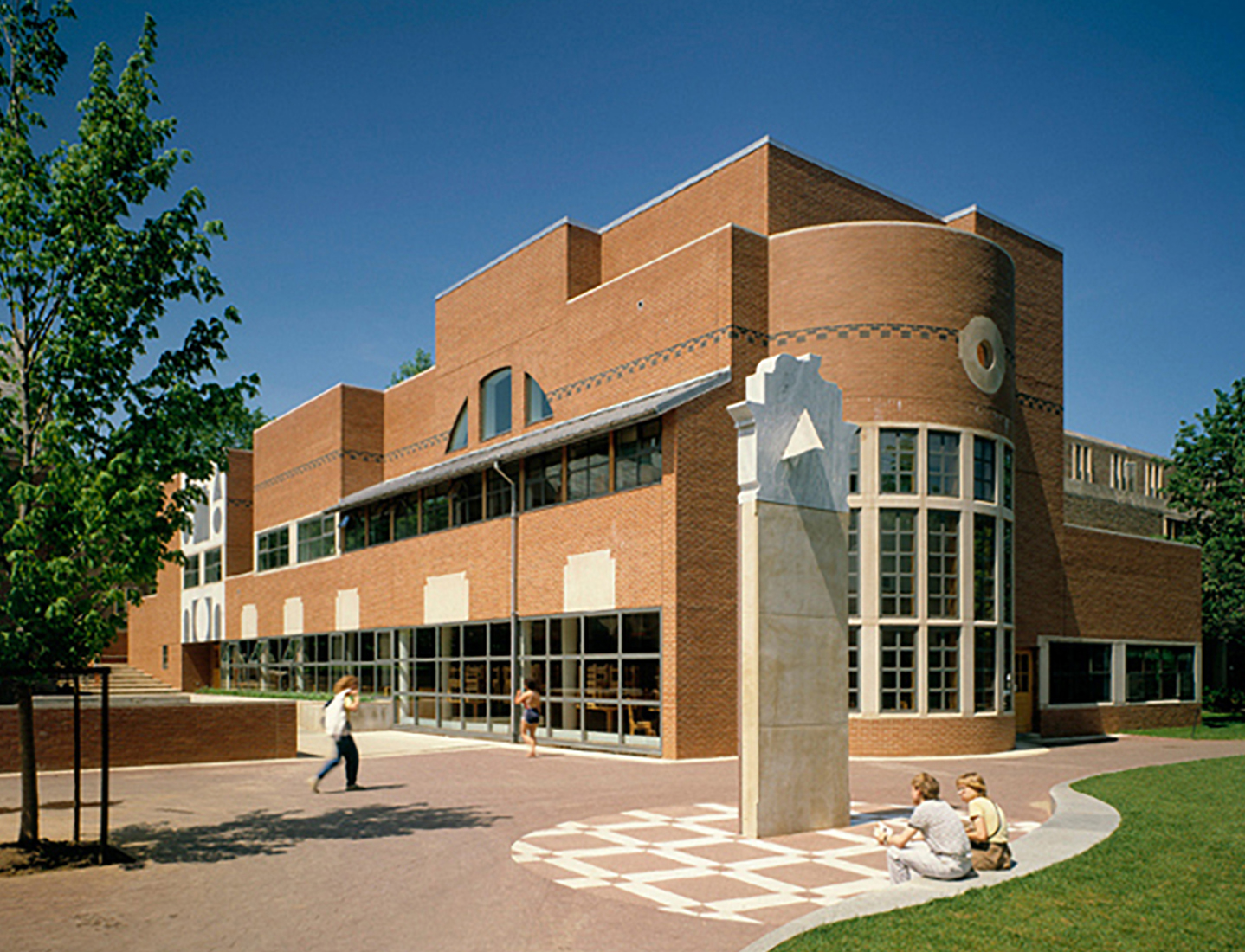 Gordon Wu Hall