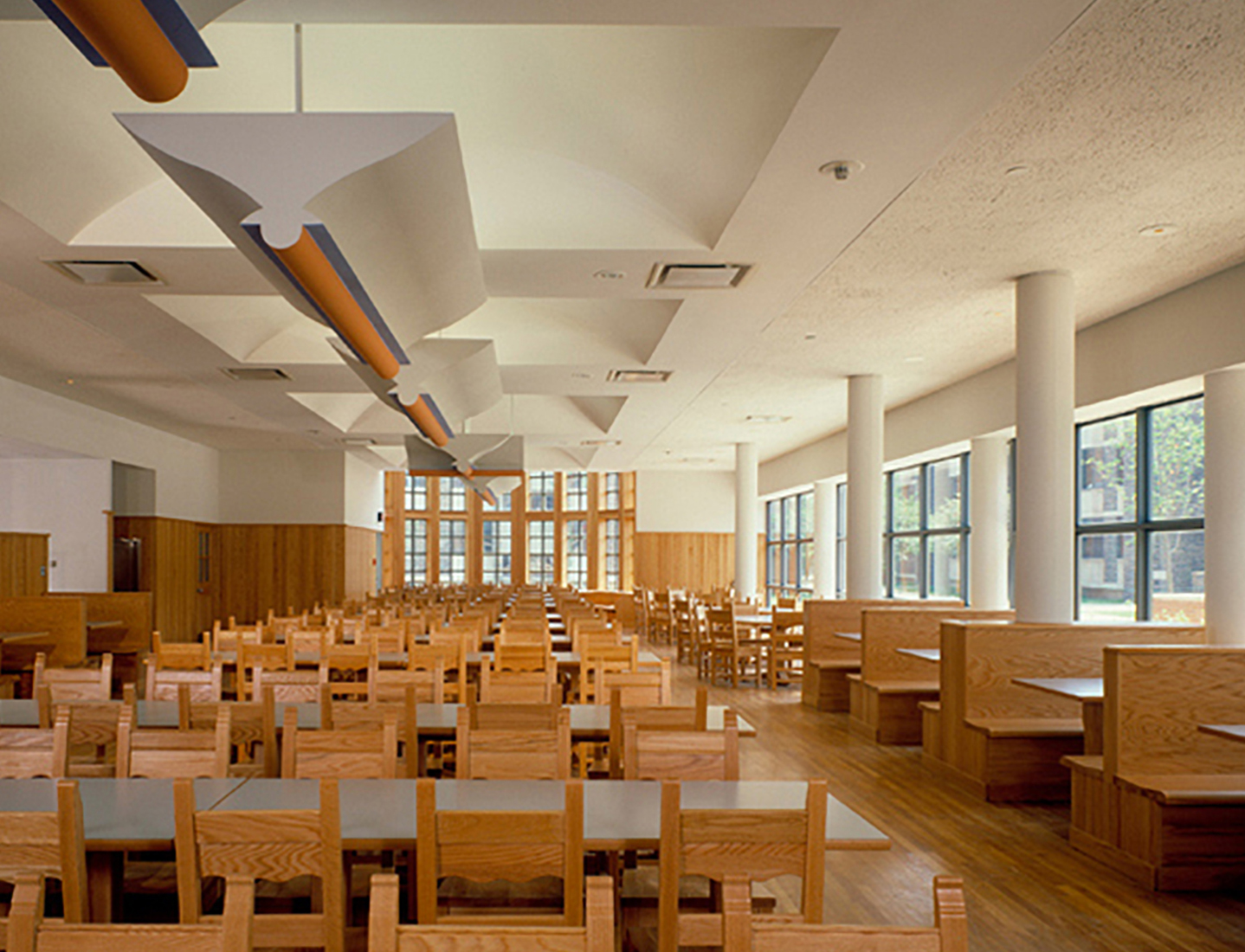 Gordon Wu Hall (interior)
