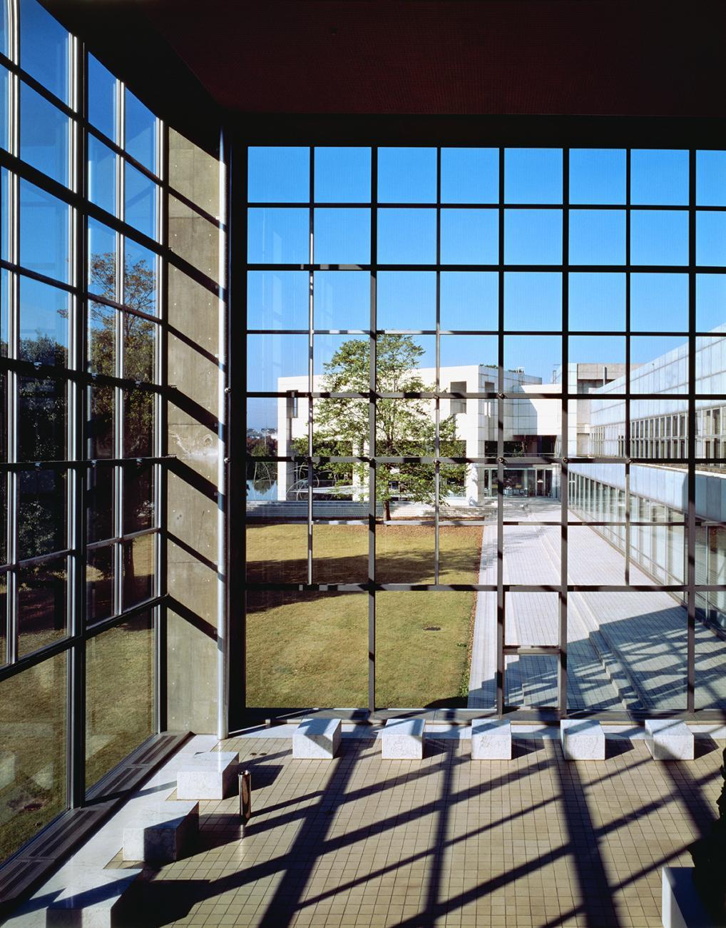 MOMA Gunma, photo courtesy of Yasuhiro Ishimoto
