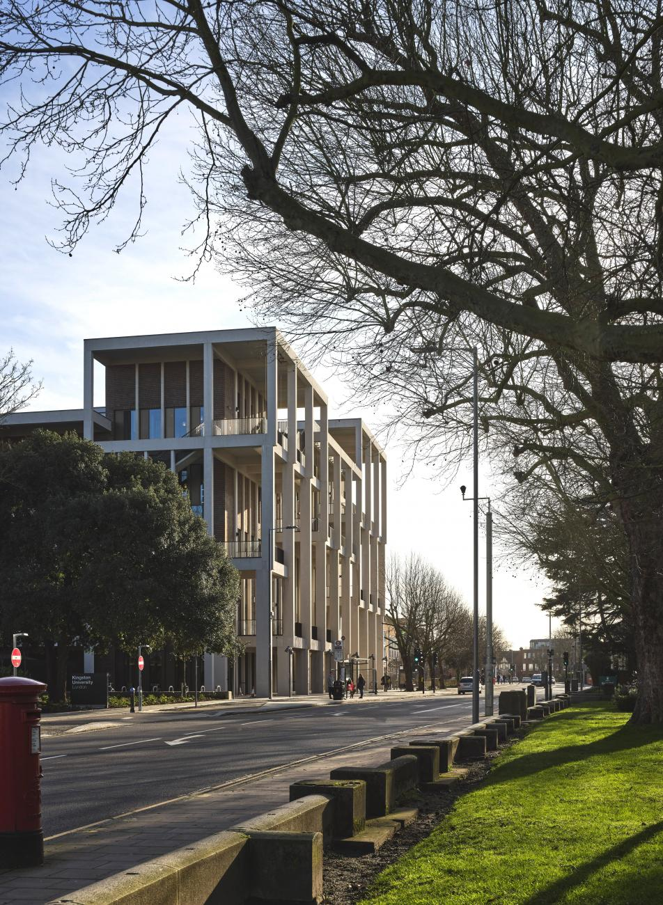 Town House Building, Kingston University